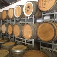 Wine Barrel Cradels