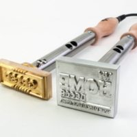 New Flame and Electric Heated Branding Irons