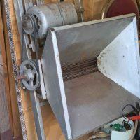 Press, Electric Crusher & Ring Burner