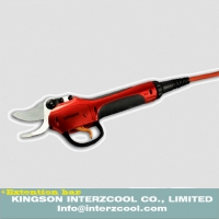 Electric Secateurs and electric pruner and electric pruning shear