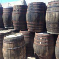 Used Brandy Barrels For Sale